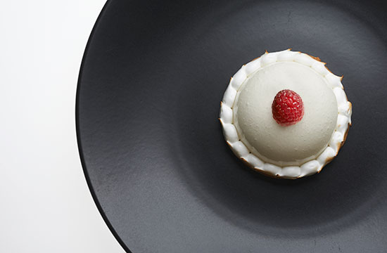 Foie Gras - St Jacques - Truffe & dessert
